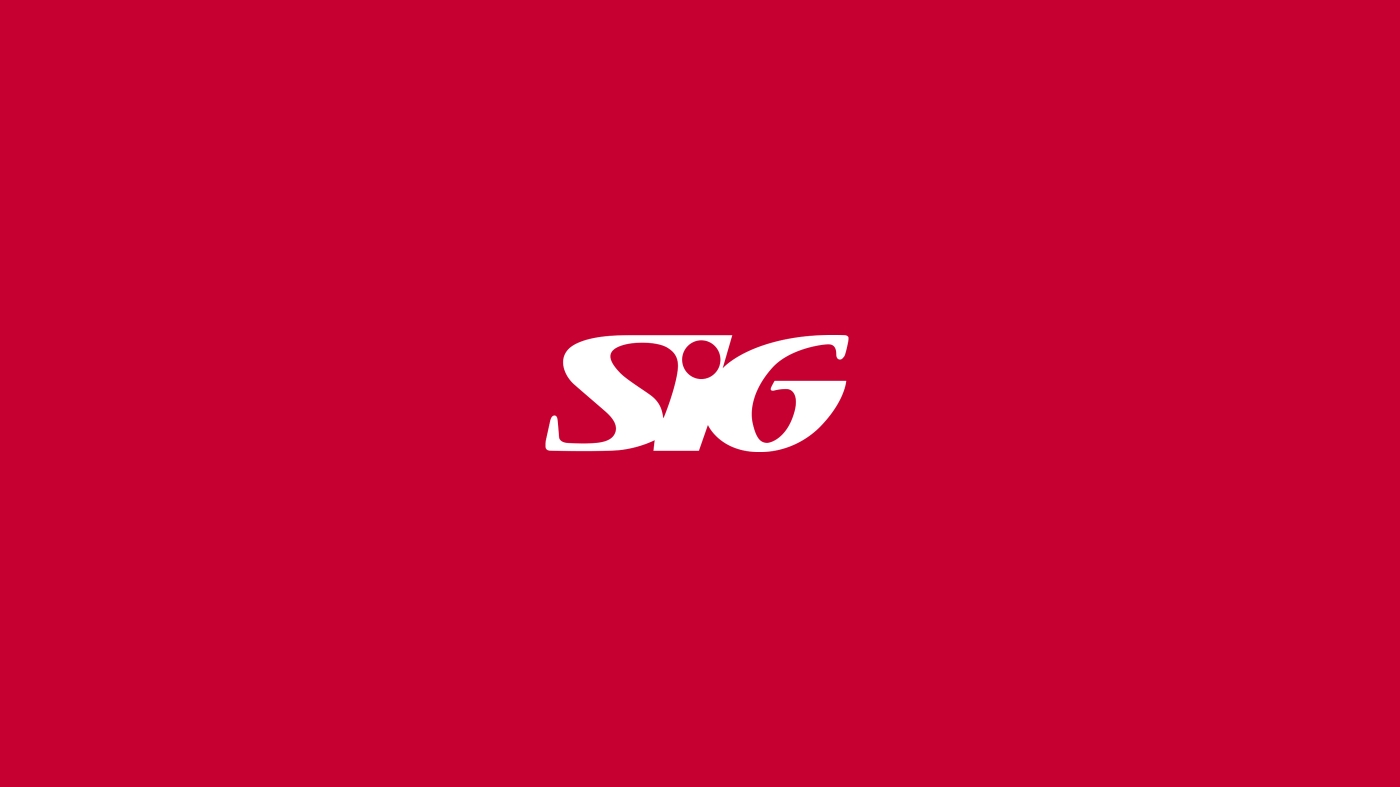 SIG appoint OC&S as their marketing agency in Liverpool. SIG logo on red